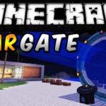 Мод Greg's SG Craft (звёздные врата) для minecraft 1.12.2, 1.10.2, 1.7.10