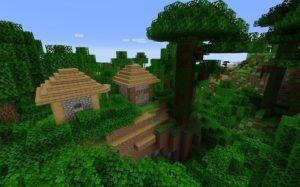 Сид - деревня в джунглях, храм, равнина, озеро [1.14.4]