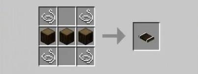 Мод на плоты Just A Raft для minecraft 1.12.2