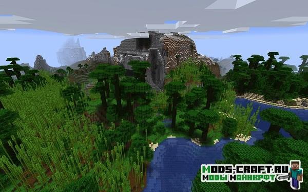 Бамбуковый лес, джунгли и океан [1.14.4]