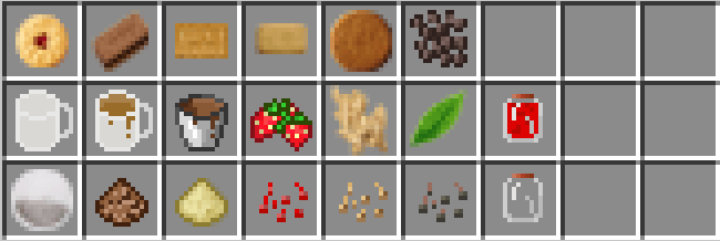 Мод Tea And Biscuits для minecraft 1.14.4, 1.12.2, 1.7.10