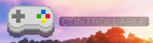 Мод Controllable для minecraft 1.14.4, 1.12.2