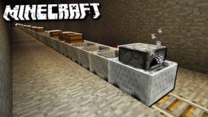 Мод на быстрые вагонетки Useful Railroads для minecraft 1.15.2, 1.14.4, 1.12.2