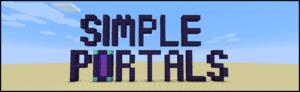 Мод на простые порталы для minecraft 1.14.4, 1.12.2