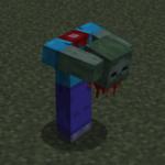 Headless Zombie [16x] для minecraft 1.14.4