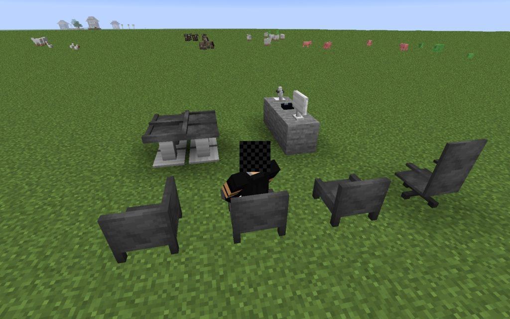 Мод Harry's House Improvements для minecraft 1.14.4