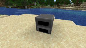 Мод Extended Furnace для minecraft 1.14.4