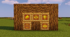 Мод на предметы магазина - Duisterethomas для minecraft 1.12.2