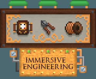 Мод Immersive Engineering 1.16.5, 1.15.2, 1.14.4, 1.12.2