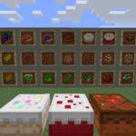 Мод на еду More Simple Foods для minecraft 1.14.4