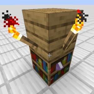 Мод Hidden Levers для minecraft 1.14.4