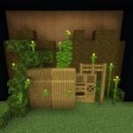 Мод на блоки из бамбука Bamboo Blocks для minecraft 1.16.1, 1.51.2, 1.14.4