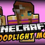 Мод на прожекторы и лампы - FloodLights для minecraft 1.12.2, 1.7.10