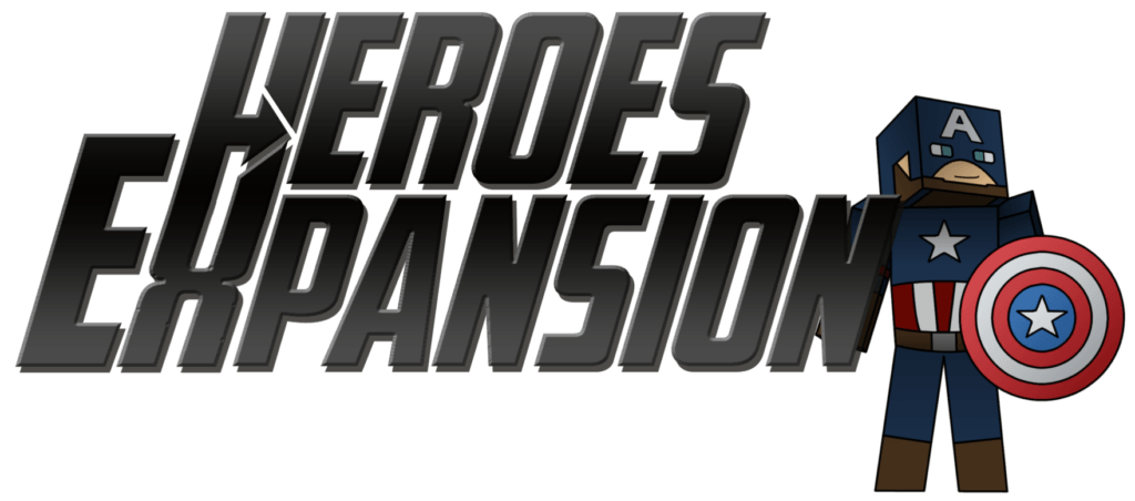 HeroesExpansion (супергерои) для minecraft 1.12.2, 1.10.2