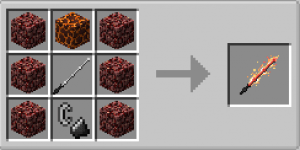 Мод Elemental Blades для майнкрафт 1.14.4, 1.12.2