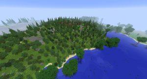 Мод Traveler's Dream для minecraft 1.12.2
