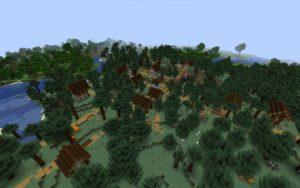 Деревня в лесу [1.14.4]