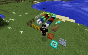 Мод Nifty для minecraft 1.15.2, 1.14.4, 1.12.2