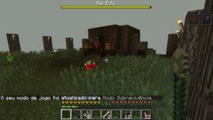 Мод Dimension Elfs Dark для майнкрафт 1.12.2