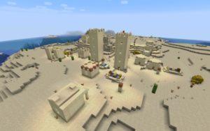 Пустынная деревня на острове [1.14.4]