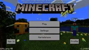 Скачать Minecraft PE 1.14 на Андроид бесплатно