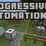 Мод Progressive Automation для minecraft 1.12.2, 1.11.2, 1.7.10