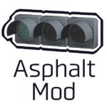 Мод на асфальт и дороги (AsphaltMod) для minecraft 1.12.2, 1.11.2, 1.7.10