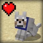 Погладь питомца - мод Pet Your Wolf для minecraft 1.14.4