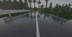 Мод на асфальт и дороги - Asphalt для minecraft 1.12.2, 1.11.2, 1.7.10