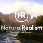 Реалистичные текстуры NaturalRealism [16x] для minecraft 1.14.4, 1.12.2