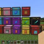 Мод Quartz Chests (новые сундуки) для майнкрафт 1.14.4