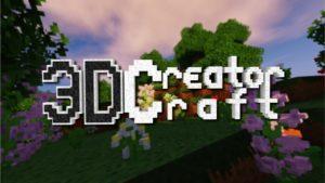 Ресурспак CreatorCraft 3D [16x] 1.15.2, 1.14.4, 1.12.2