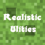 Мод RealisticUlities 1.15.2, 1.14.4, 1.12.2