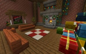 New Default-Style Christmas Pack [16x] 1.16.4, 1.15.2, 1.14.4, 1.12.2