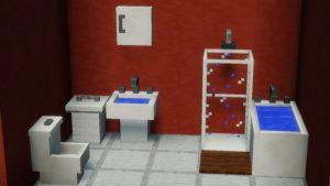 Мод на мебель - MrCrayfish's Furniture для майнкрафт 1.16.3, 1.15.2, 1.14.4, 1.12.2, 1.7.10