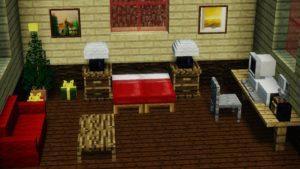 Мод на мебель - MrCrayfish's Furniture 1.16.4, 1.15.2, 1.14.4, 1.12.2, 1.7.10