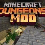 Мод Minecraft dungeons для майнкрафт 1.15.2, 1.12.2