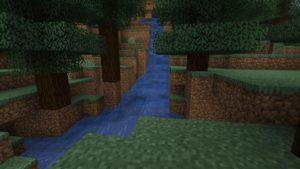 Мод Water Erosion для майнкрафт 1.16.1, 1.15.2, 1.14.4, 1.12.2