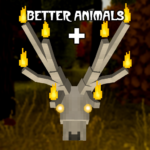 Мод Better Animals Plus 1.14.4, 1.12.2