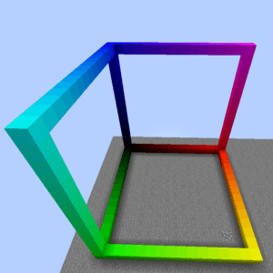 Мод Simple Colored Blocks 1.15.2, 1.14.4