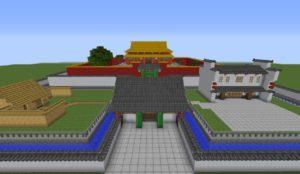 Мод ChineseWorkshop для майнкрафт 1.16.5, 1.15.2, 1.14.4, 1.12.2