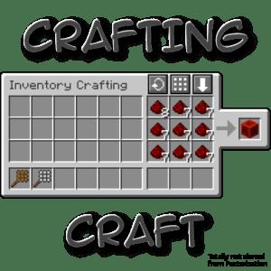 Мод CraftingCraft для майнкрафт 1.15.1, 1.14.4, 1.12.2