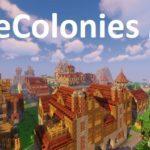 Мод MineColonies 1.15.2, 1.14.4, 1.12.2