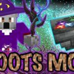Мод на друидов и магию Roots для майнкрафт 1.12.2