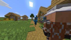 Мод на защитников деревни - Guard Villagers 1.16.1, 1.15.2, 1.14.4