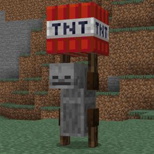 Мод TNT Yeeter для майнкрафт 1.16.3, 1.15.2, 1.14.4