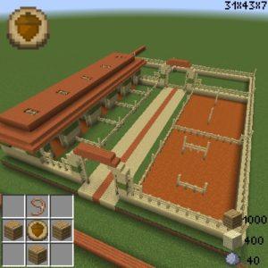Мод на авто постройку зданий - Archicraft 1.12.2
