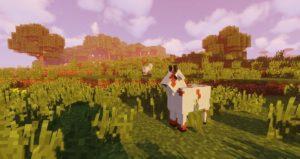 Мод Just A Regular Goat 1.15.2, 1.12.2