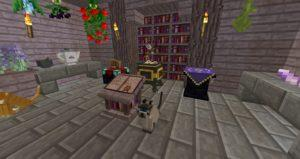 Magic Kingdoms 1.12.2 - большой мод на магию и заклинания для майнкрафт