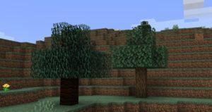Мод на новые деревья - Premium Wood 1.15.2, 1.14.4